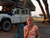 2018 | Magotho, Kwai river, Botswana